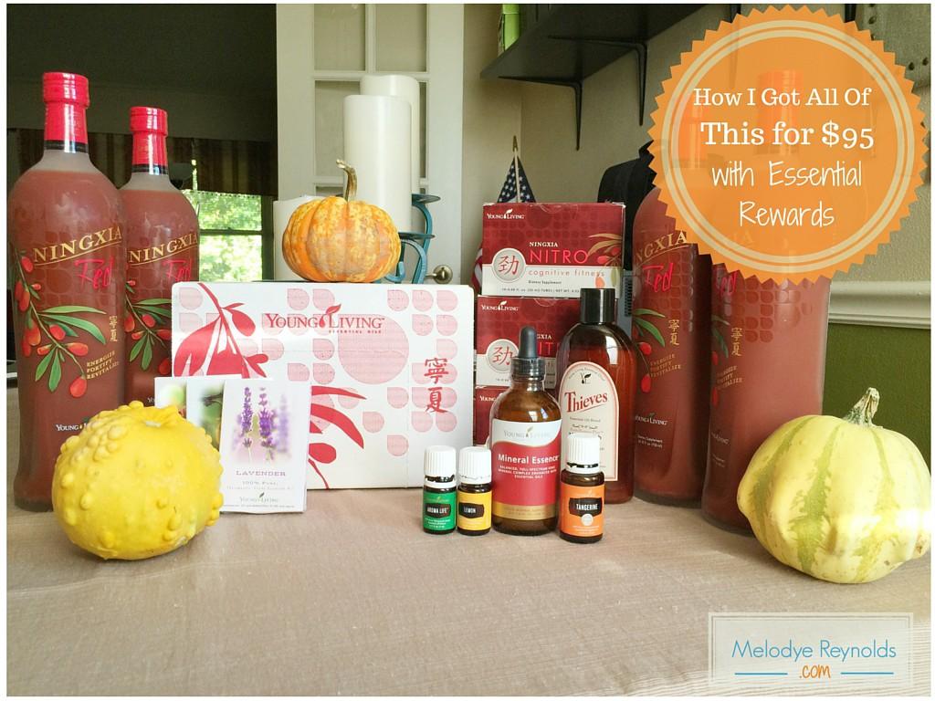 Essential Rewards Melodye Reynolds