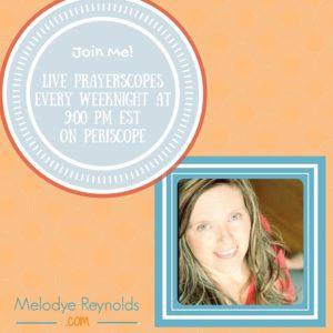 Prayerscope With Melodye Reynolds