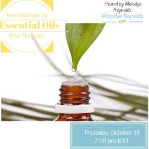 Introduction To Essential Oils- melodyereynolds.com
