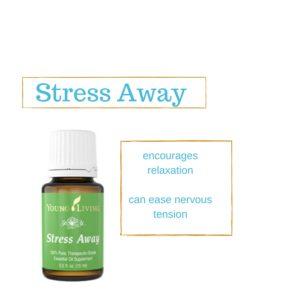 Stress Away Oil