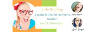essential oils for hormones