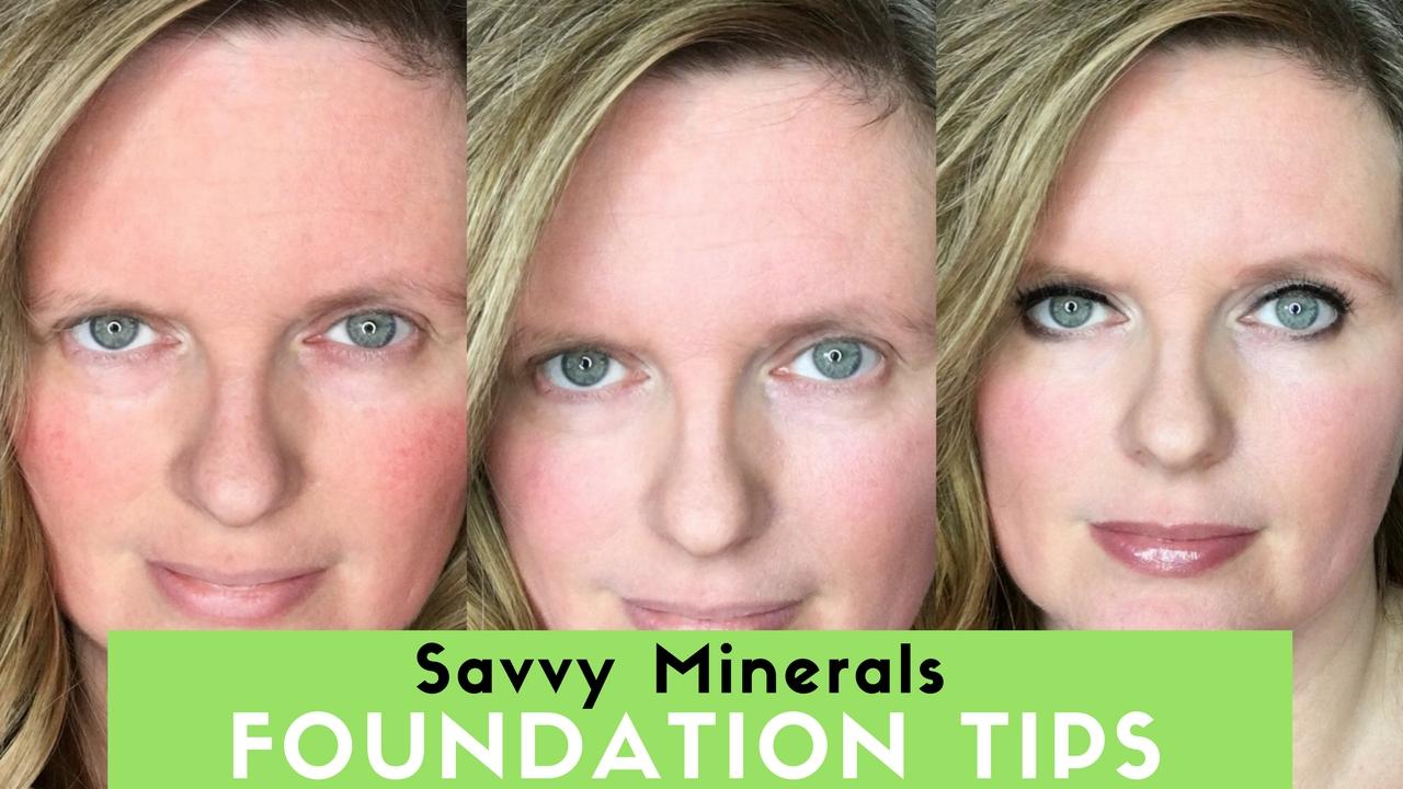 Savvy Minerals Foundation